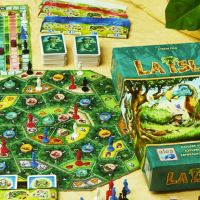 Games in the Stacks: La Isla