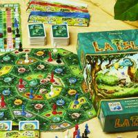 Games in the Stacks: La Isla