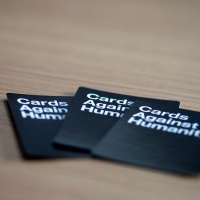 Why CAH is not included in my public library collection