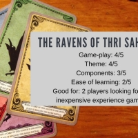 Board in the Stacks: The Ravens of Thri Sahashri