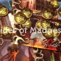 Board in the Stacks: Tides of Madness