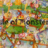 Board in the Stacks: Isle of Monsters