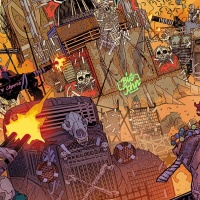 First Looks: Wasteland Express Delivery Service from Pandasaurus Games
