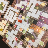 Board in the Stacks: Magic Maze
